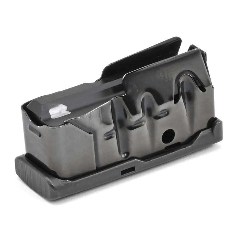SAVAGE 55105 MAGAZINE 243-WIN/7mm-08-REM/6.5-CRE/260-REM/308-WIN SHORT MATTE BLUED 4-SHOT