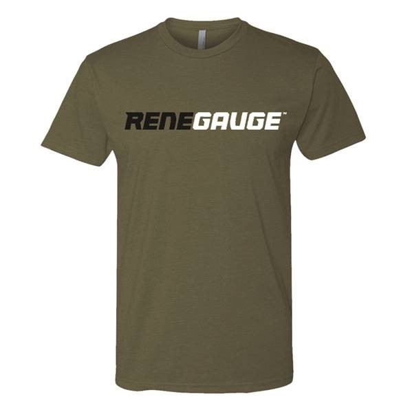 SHORT SLEEVE T-SHIRT WITH RENEGAUGE LOGO